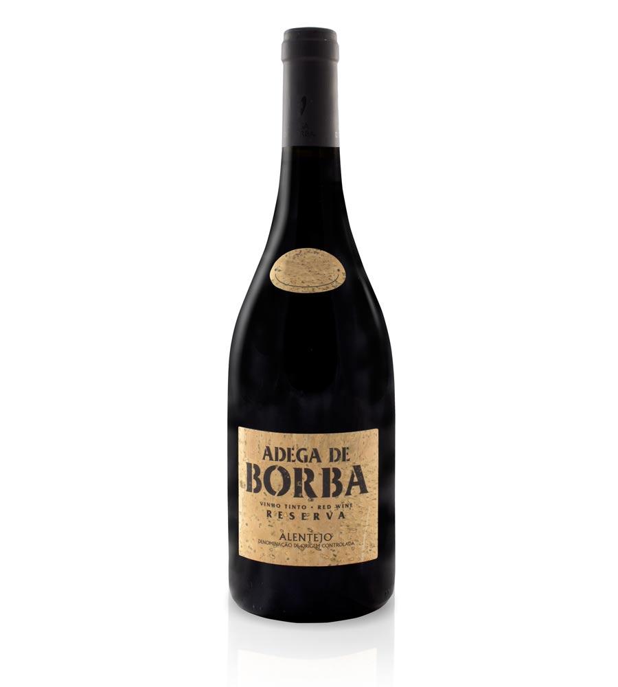 Vinho Tinto Adega de Borba Reserva Rót. Cortiça 2015, 75cl Alentejo