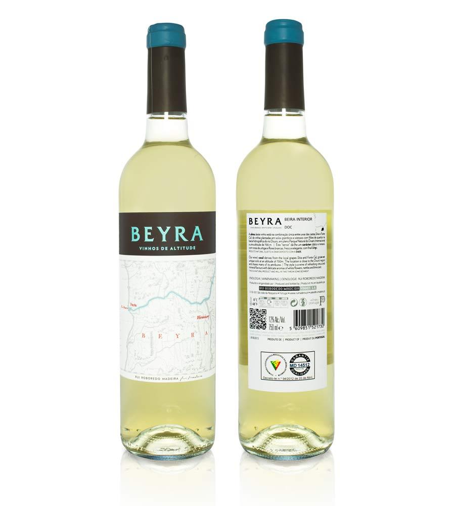 Vinho Branco Beyra 2018, 75cl Beira Interior