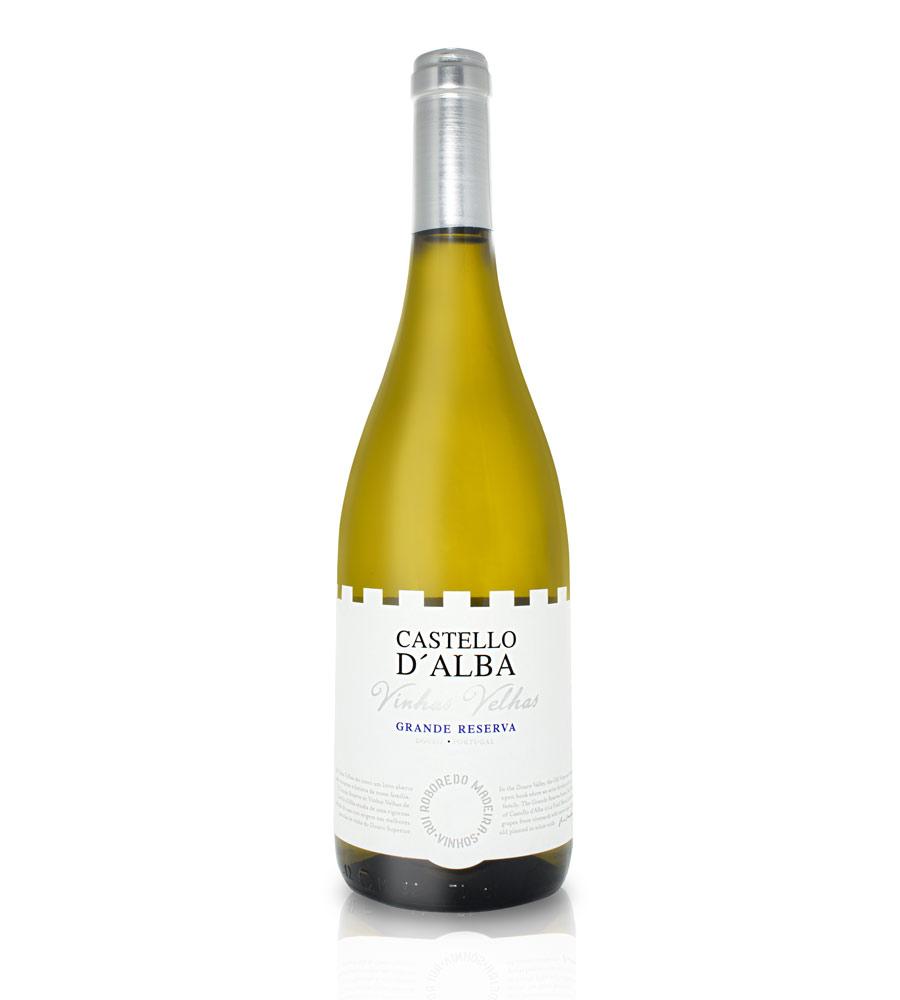 Vinho Branco Castello D'Alba Vinhas Velhas 2016, 75cl Douro DOC