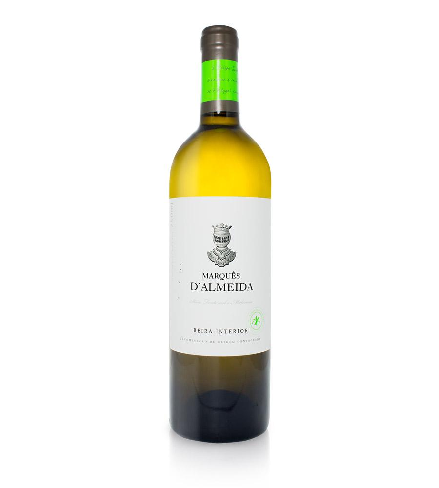 Vinho Branco Marquês d'Almeida CARM 2015, 75cl Beira Interior DOC