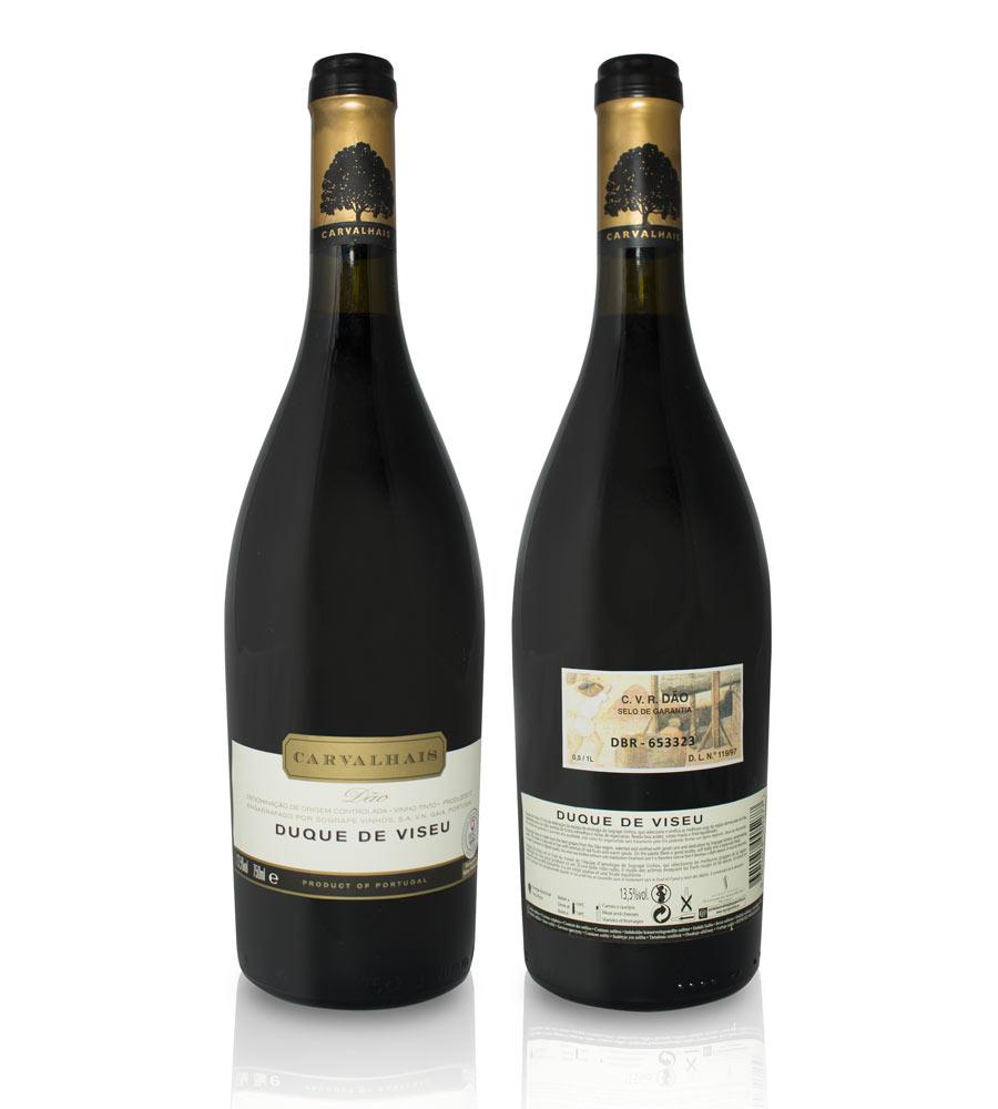 Vinho Tinto Duque de Viseu 2019, 75cl Dão
