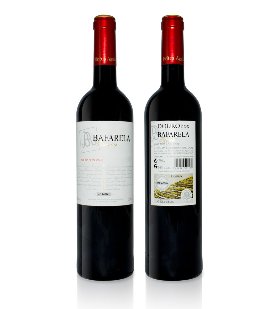 Vinho Tinto Bafarela Reserva 2017, 75cl Douro