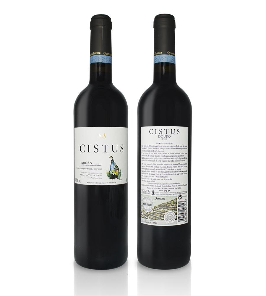 Vinho Tinto Cistus 2017, 75cl Douro DOC