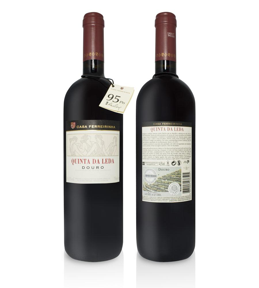 Vinho Tinto Quinta da Leda Casa Ferreirinha 2016, 75cl Douro DOC