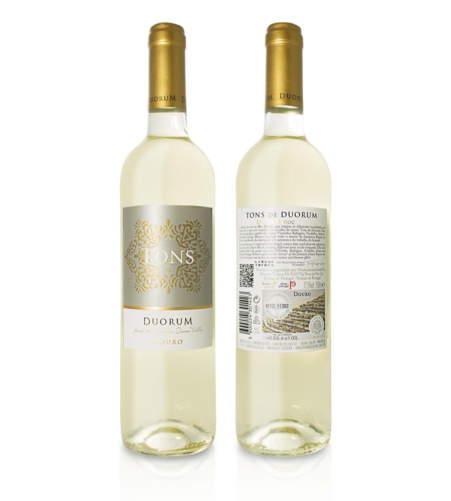 Vinho Branco Tons de Duorum 2018, 75cl Douro DOC
