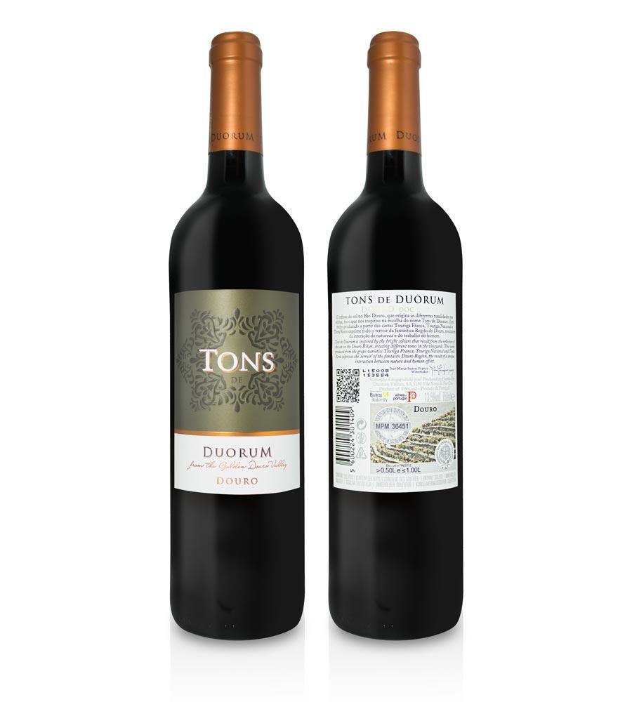 Vinho Tinto Tons de Duorum 2016, 75cl Douro DOC