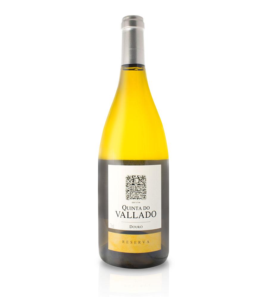 Vinho Branco Quinta do Vallado Reserva 2016, 75cl Douro DOC