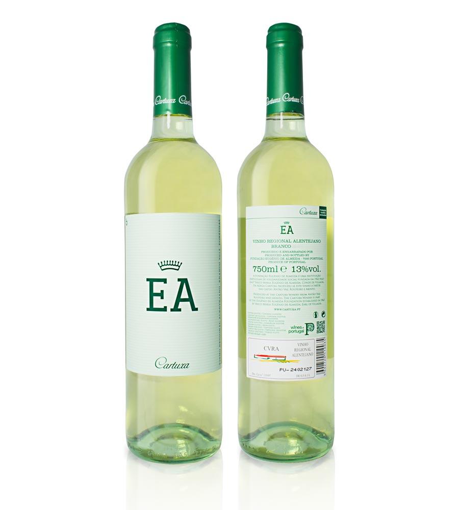 Vinho Branco E.A. 2018, 75cl Alentejo