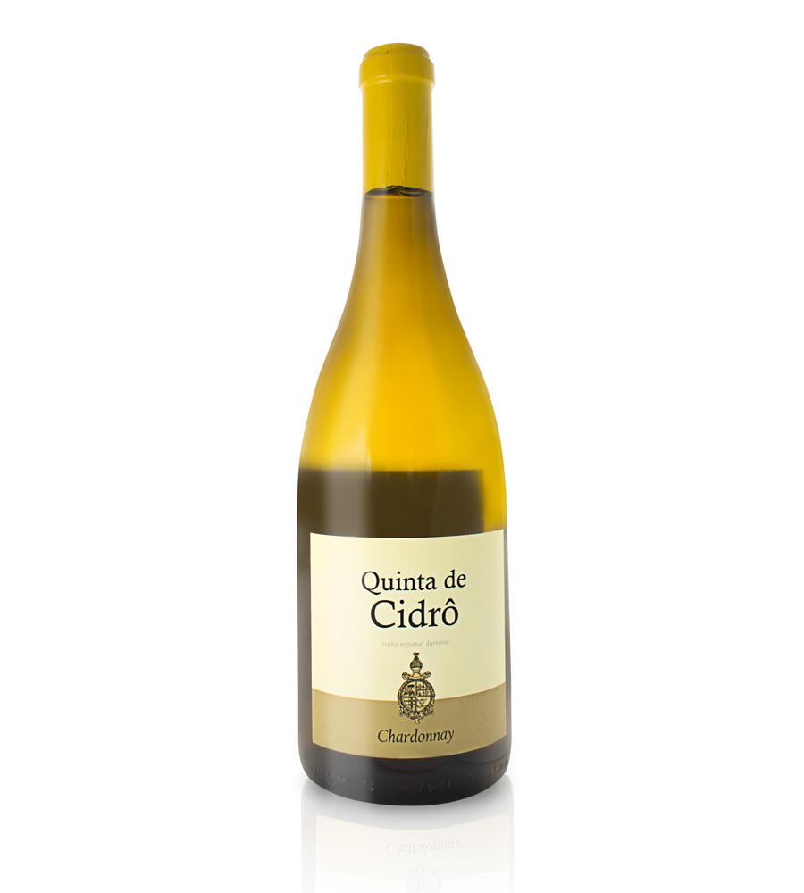 Vinho Branco Quinta do Cidrô Chardonnay 2017, 75cl Douro