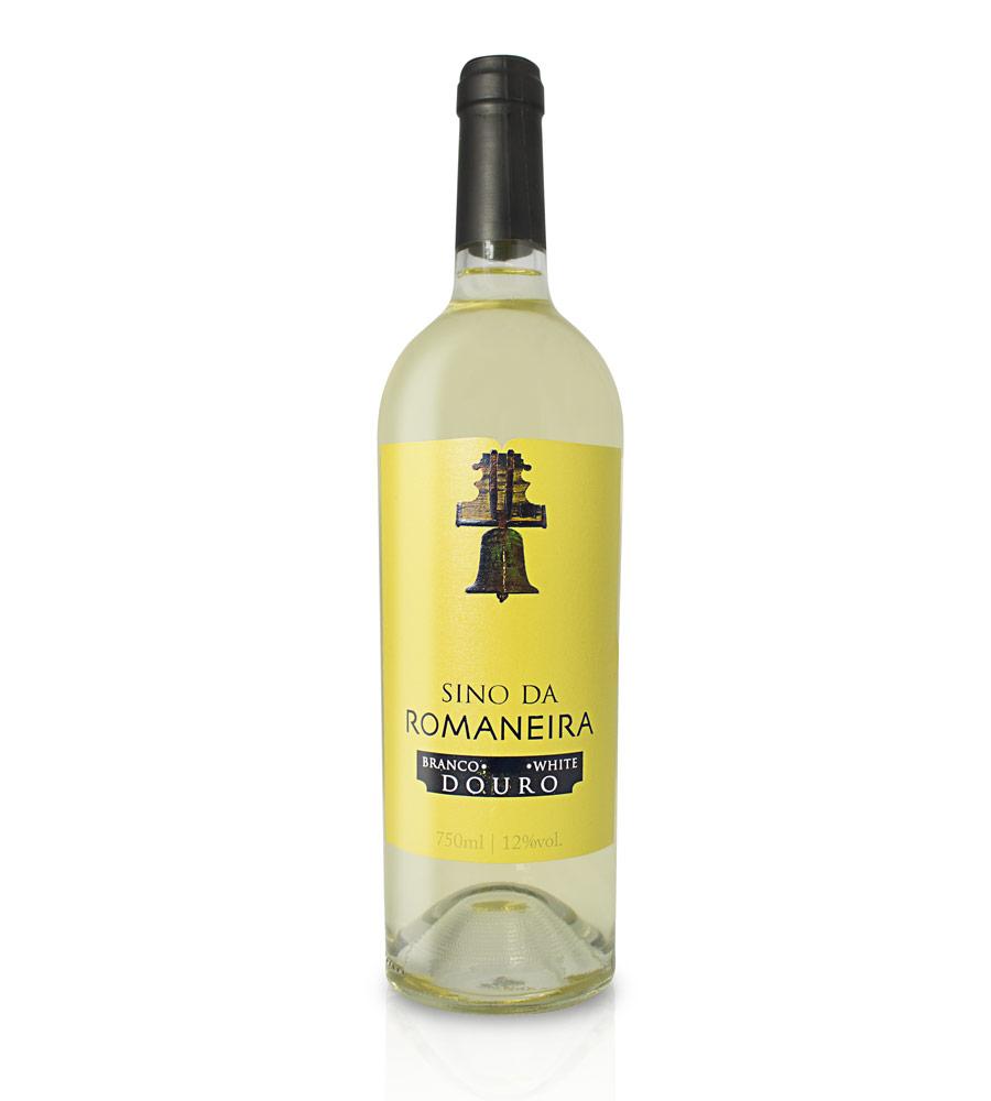 Vinho Branco Sino da Romaneira 2015, 75cl Douro DOC