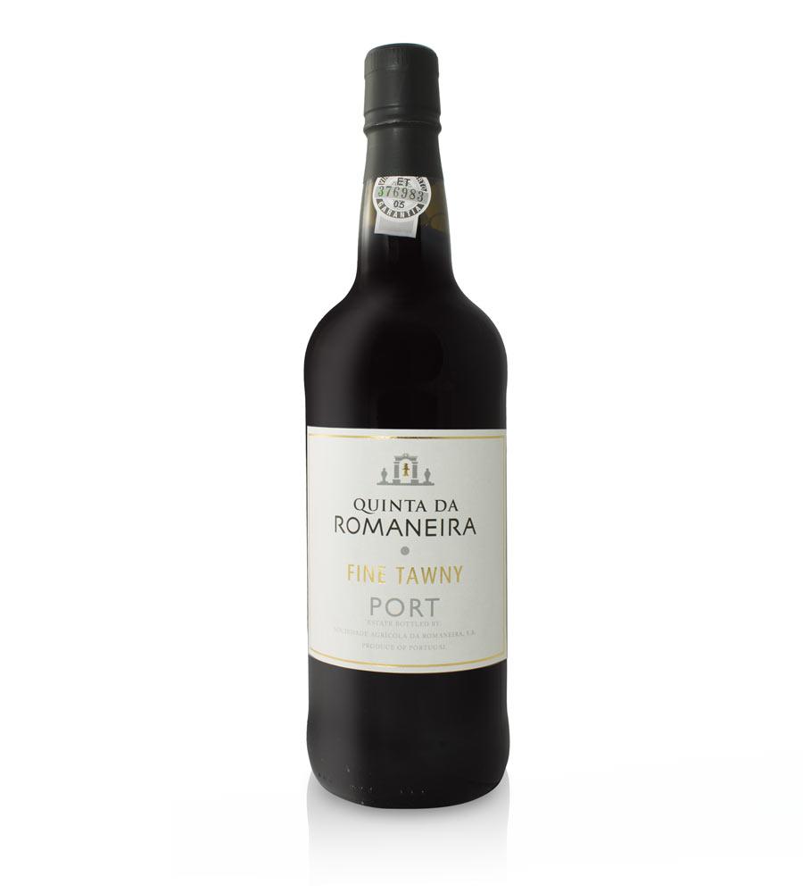 Vinho do Porto Quinta da Romaneira Fine Tawny, 75cl Porto