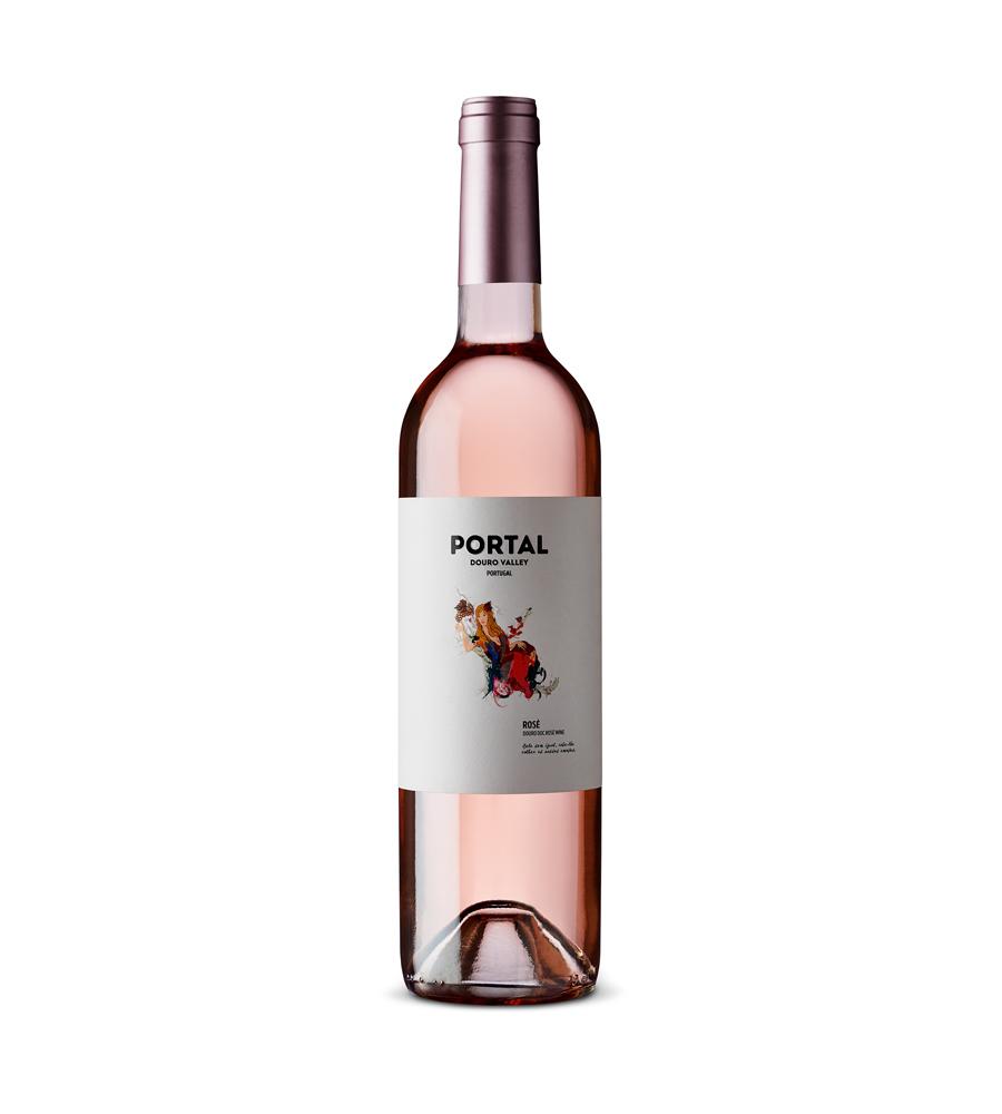 Vinho Rosé Quinta do Portal 2015, 75cl Douro DOC
