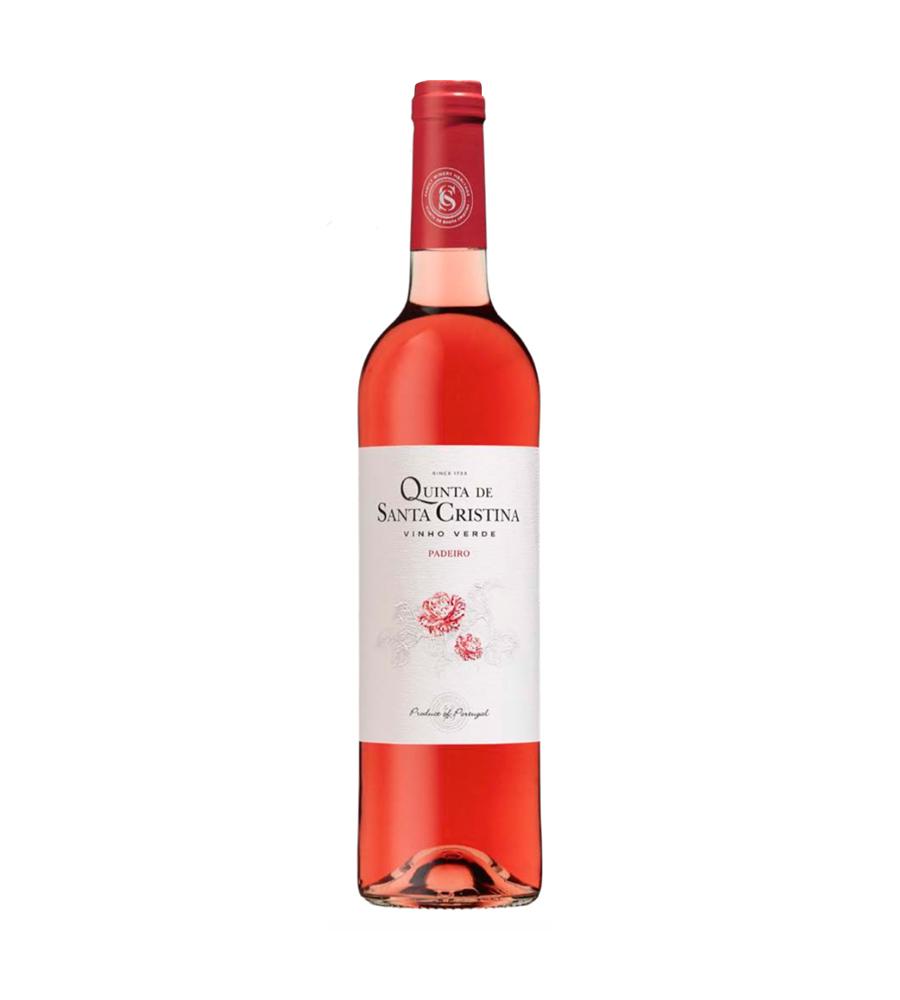 Vinho Verde Rosé Quinta de Santa Cristina 2018, 75cl Vinho Verde DOC