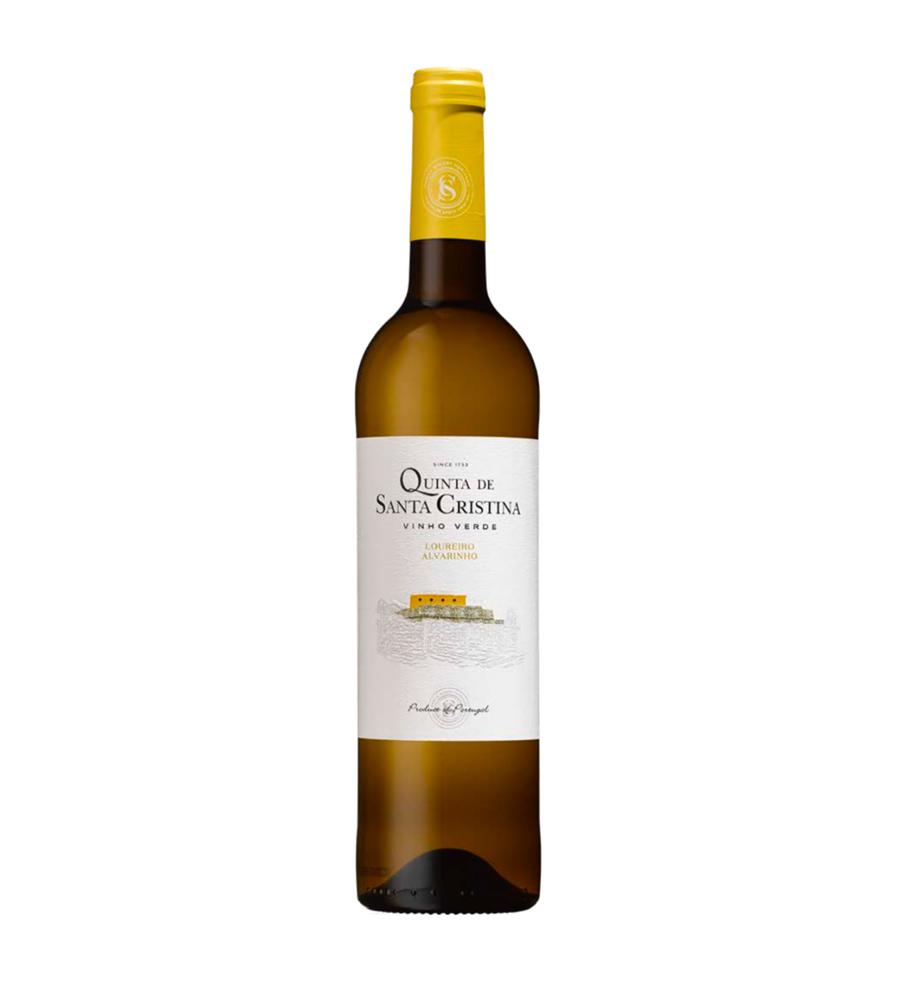 Vinho Verde Santa Cristina Alvarinho Loureiro 2017, 75cl Vinho Verde