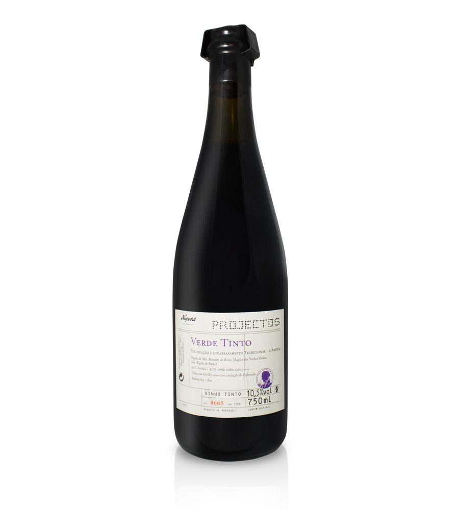 Vinho Tinto Projectos Niepoort 2015, 75cl Vinho Verde