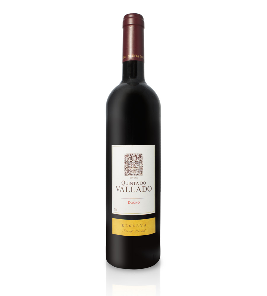 Vinho Tinto Quinta do Vallado Reserva Field Blend 2016, 75cl Douro