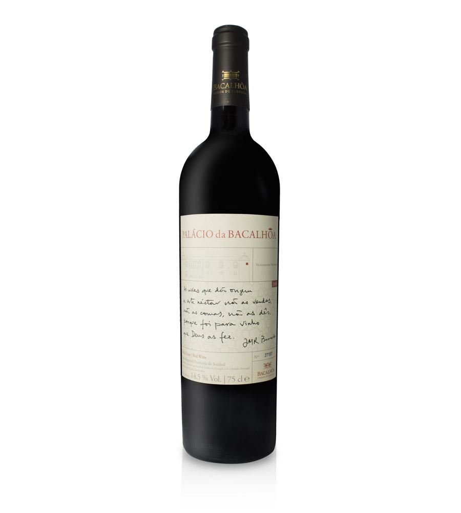 Vinho Tinto Palácio da Bacalhôa 2014, 75cl Península de Setúbal
