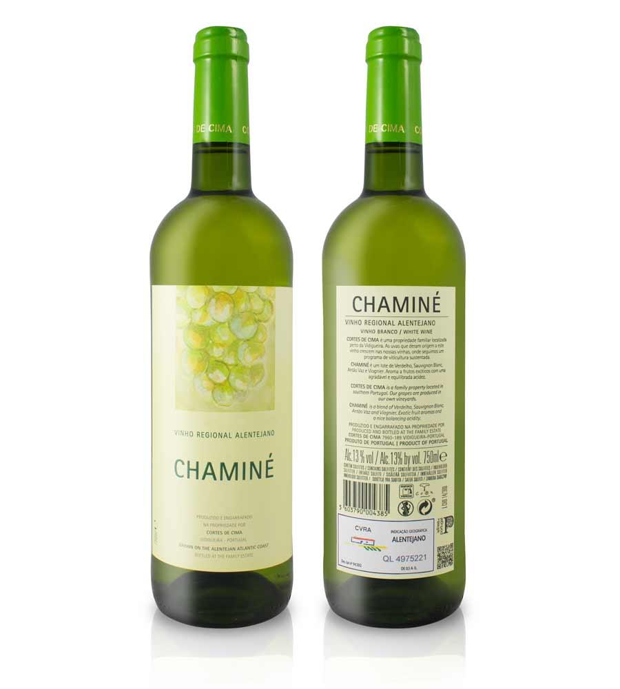 Vinho Branco Chaminé 2018, 75cl Alentejo
