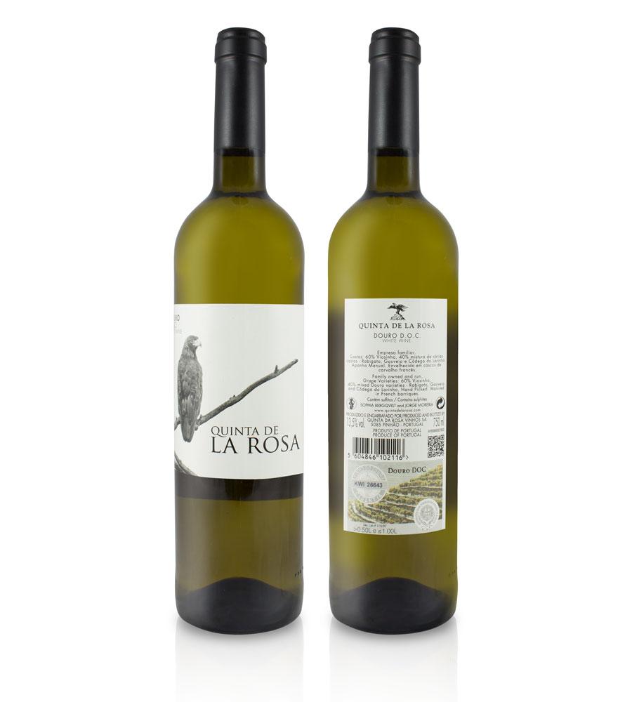 Vinho Branco Quinta de La Rosa Reserva 2017, 75cl Douro DOC