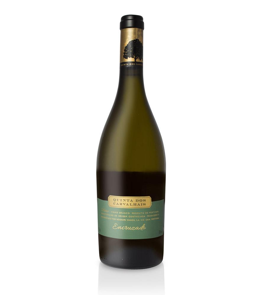 Vinho Branco Qta. Carvalhais Encruzado 2018, 75cl Dão