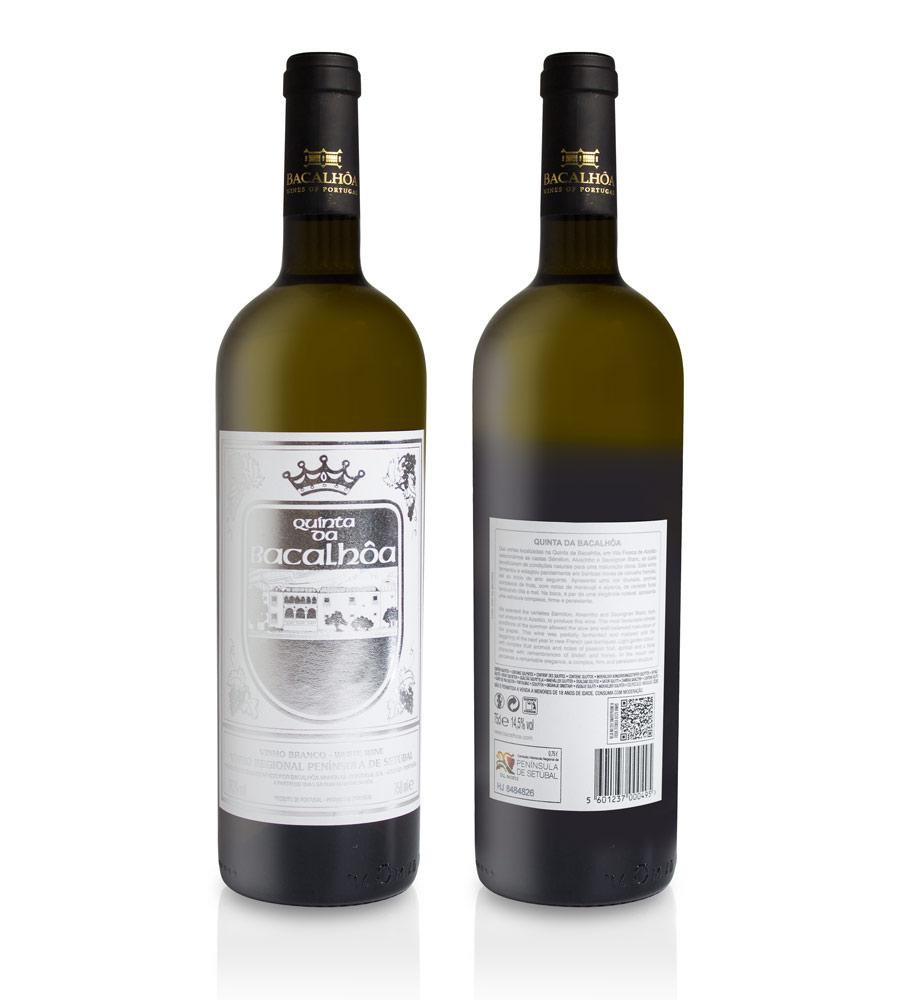 Vinho Branco Quinta da Bacalhôa 2016, 75cl Península de Setúbal