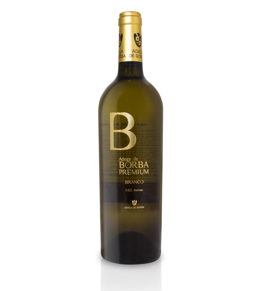 Vinho Branco Adega de Borba Premium 2014, 75cl Alentejo
