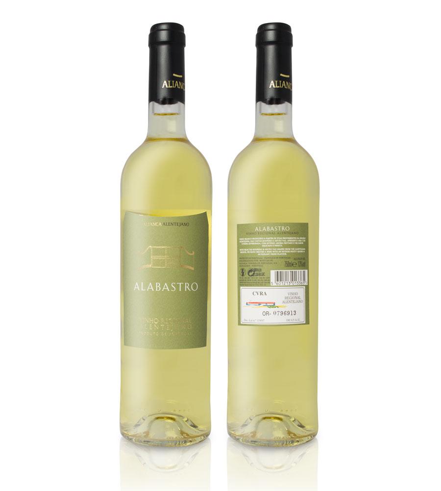 Vinho Branco Alabastro 2018, 75cl Alentejo