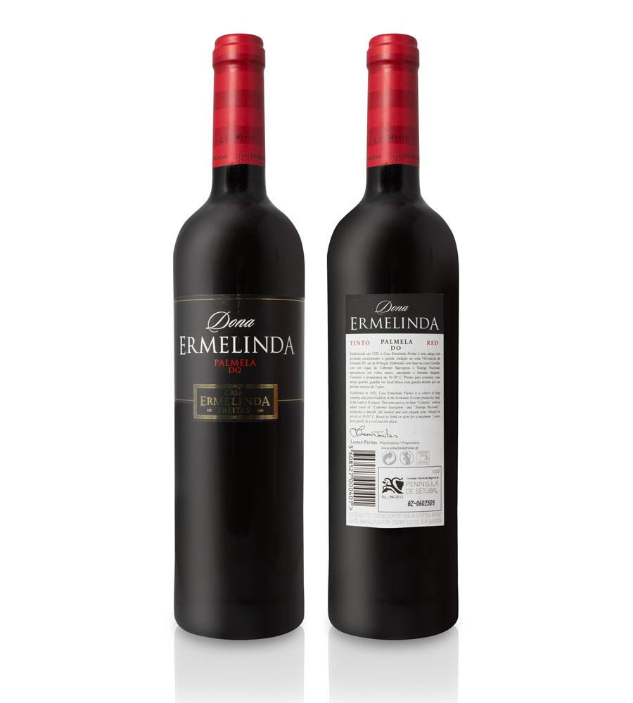 Vinho Tinto Dona Ermelinda Colheita 2017, 75cl Península de Setúbal