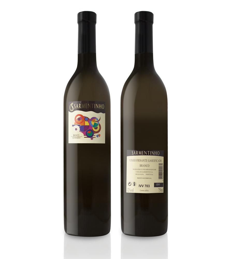 Vinho Branco Sarmentinho 75cl Vinho de Mesa