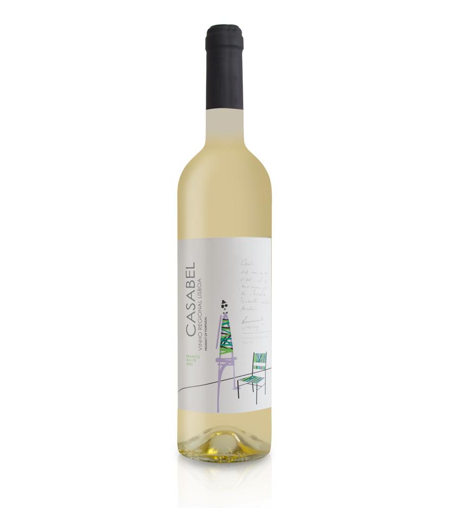 Vinho Branco Casabel 2017, 75cl Lisboa