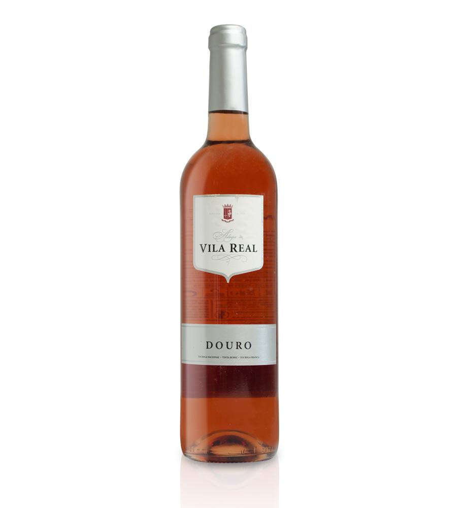 Vinho Rosé Vila Real Colheita 2017, 75cl Douro DOC