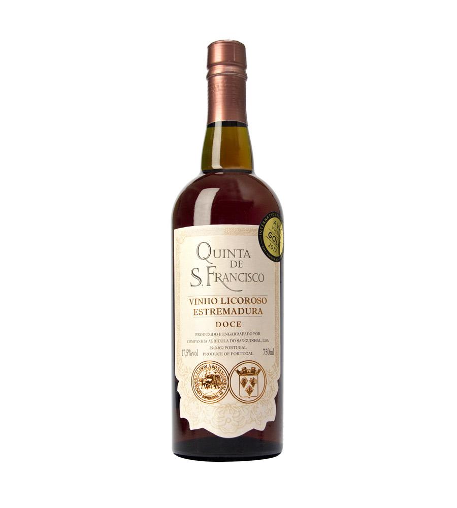Vinho Licoroso Quinta de S. Francisco Doce 20 anos, 75cl Estremadura