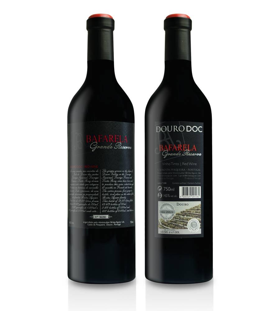 Vinho Tinto Bafarela Grande Reserva, 75cl Douro DOC