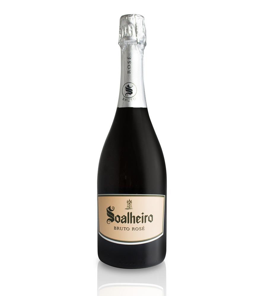 Espumante Soalheiro Rosé Bruto 2017, 75cl Vinho Verde