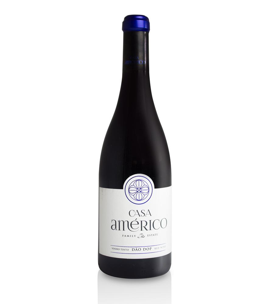 Vinho Tinto Casa Américo Colheita 2014, 75cl Dão