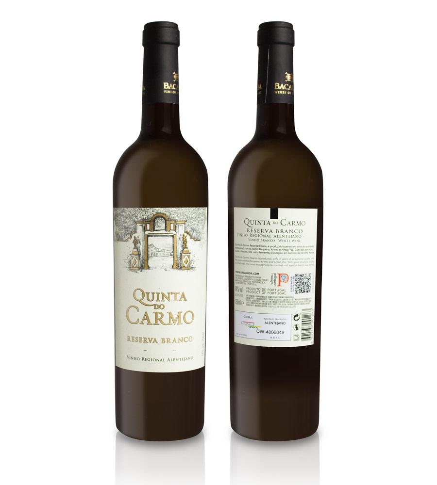 Vinho Branco Quinta do Carmo Reserva 2017, 75cl Alentejo