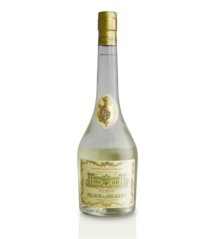 Aguardente Bagaceira Palácio da Brejoeira Alvarinho, 70cl Vinho Verde