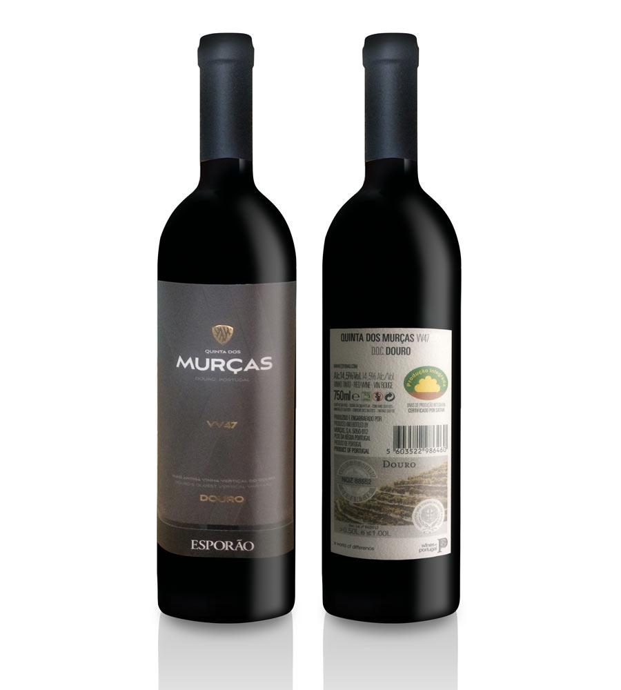 Vinho Tinto Quinta dos Murças VV47 2013, 75cl Douro