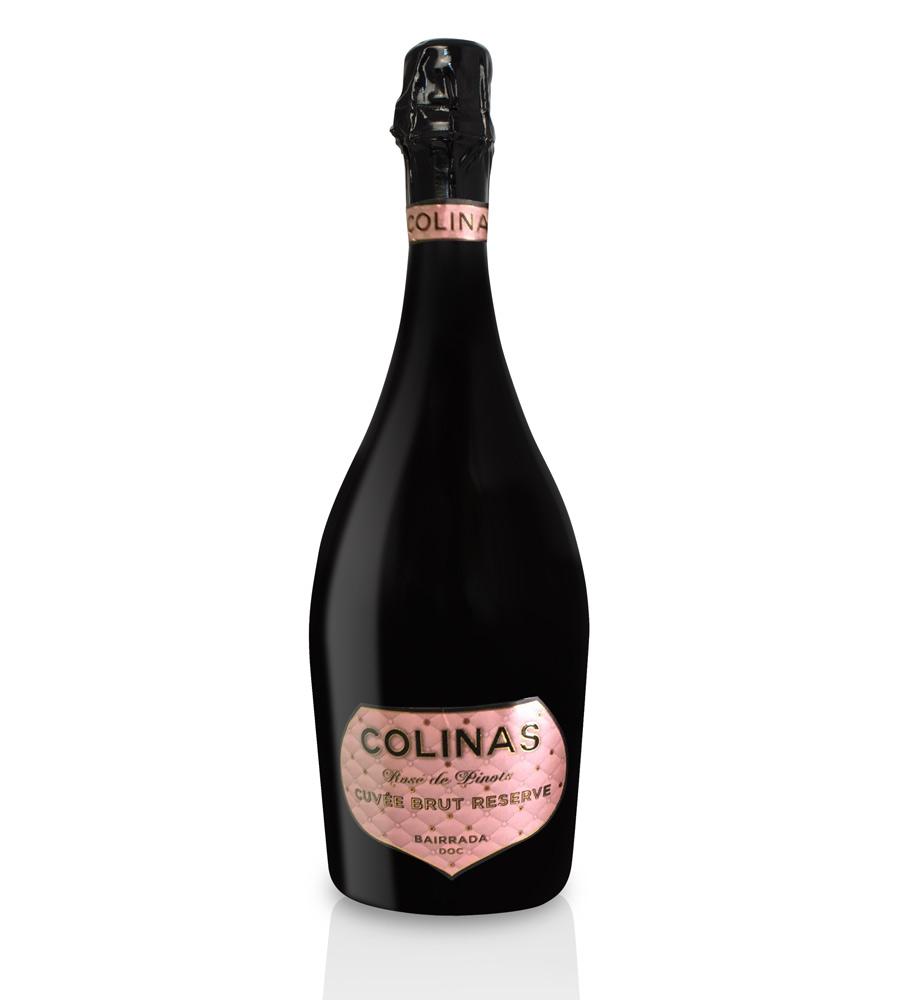 Espumante Colinas Rosé Cuvée Brut Reserve, 75cl Bairrada DOC