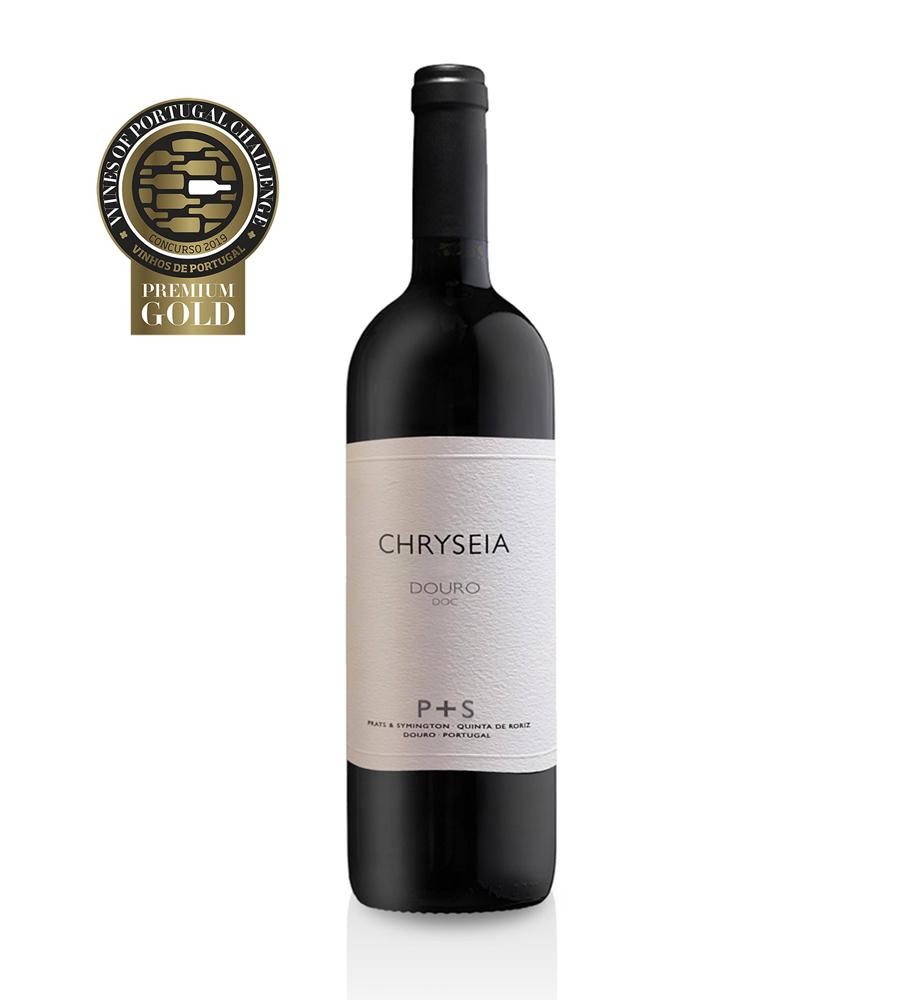 Vinho Tinto Chryseia Prats & Symington 2017, 75cl Douro
