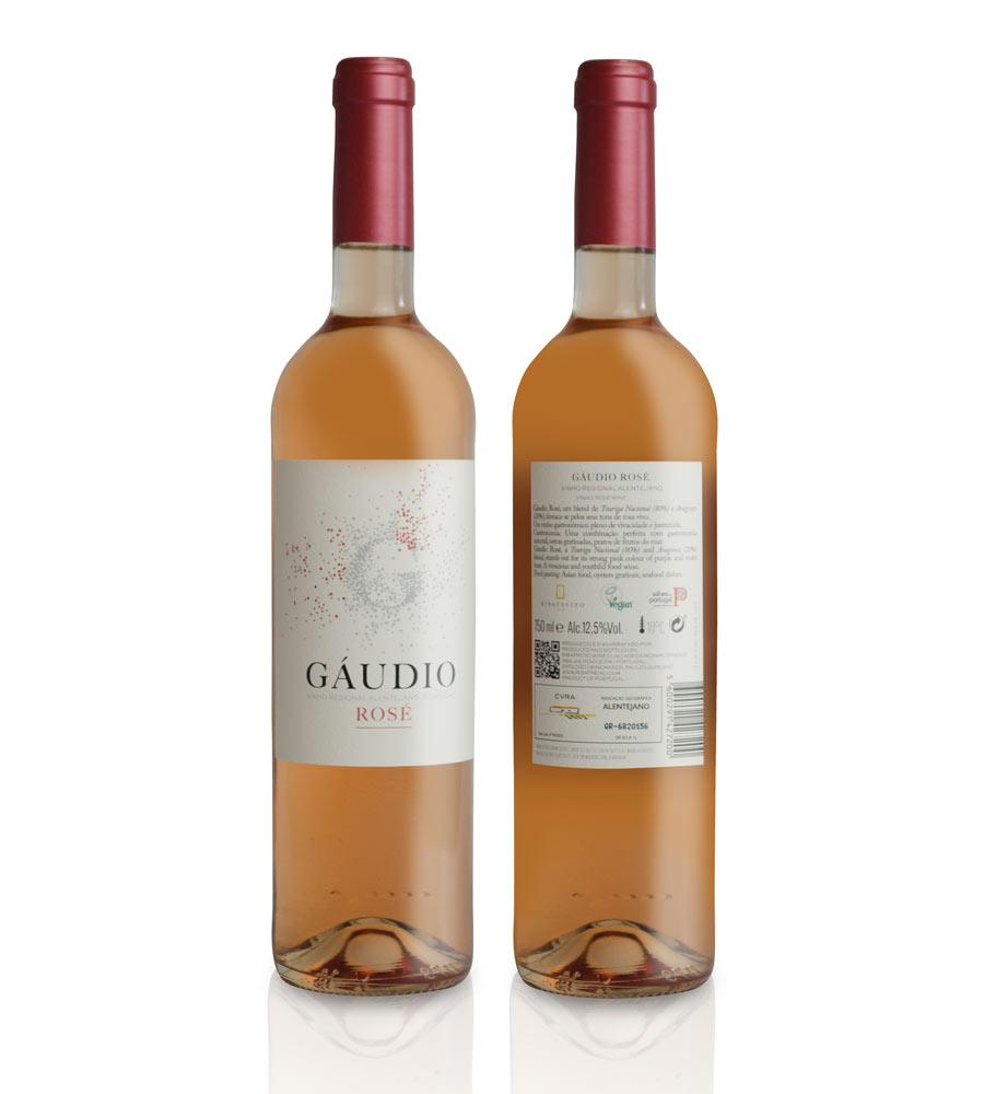 Vinho Rosé Gáudio 2015, 75cl Alentejo