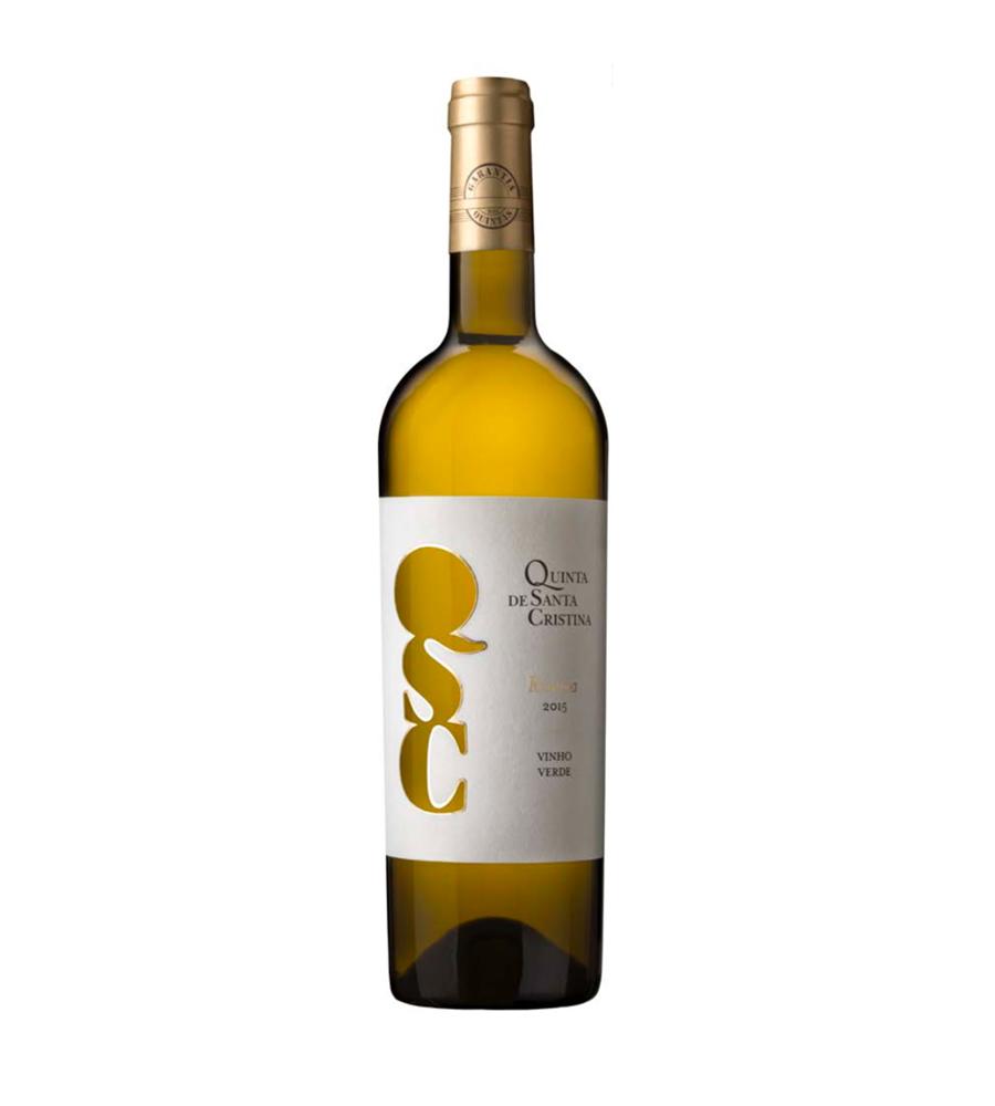 Vinho Verde Quinta de Santa Cristina Reserva 2014, 75cl Vinho Verde