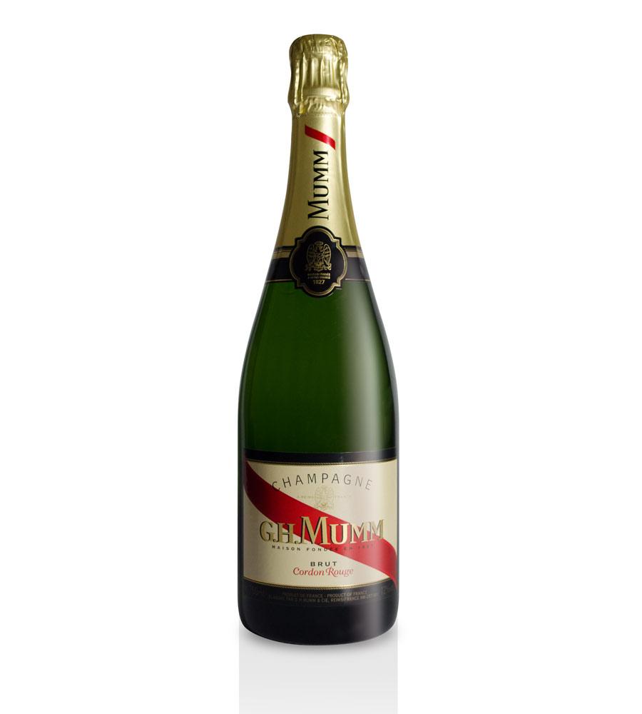 Champagne Mumm Cordon Rouge Bruto, 75cl França