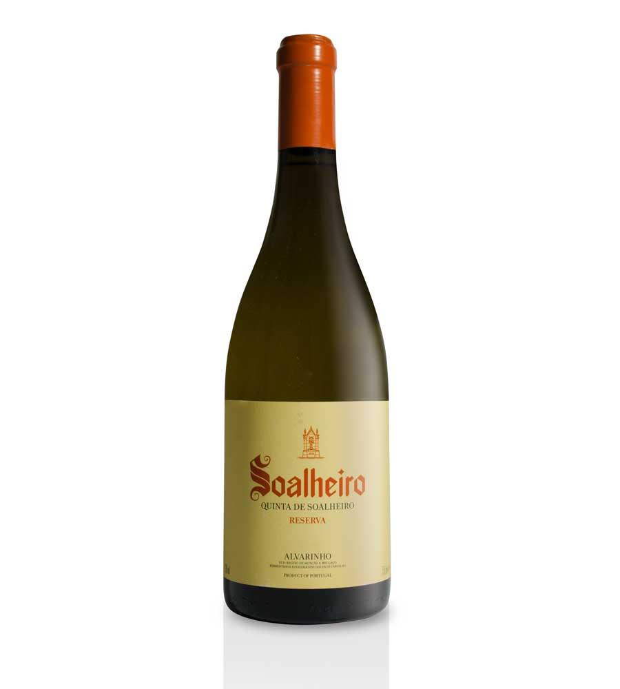 Vinho Branco Soalheiro Alvarinho Reserva 2018, 75cl Vinhos Verdes