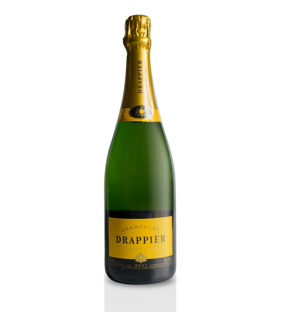 Champagne Drappier Brut Nature, 75cl França