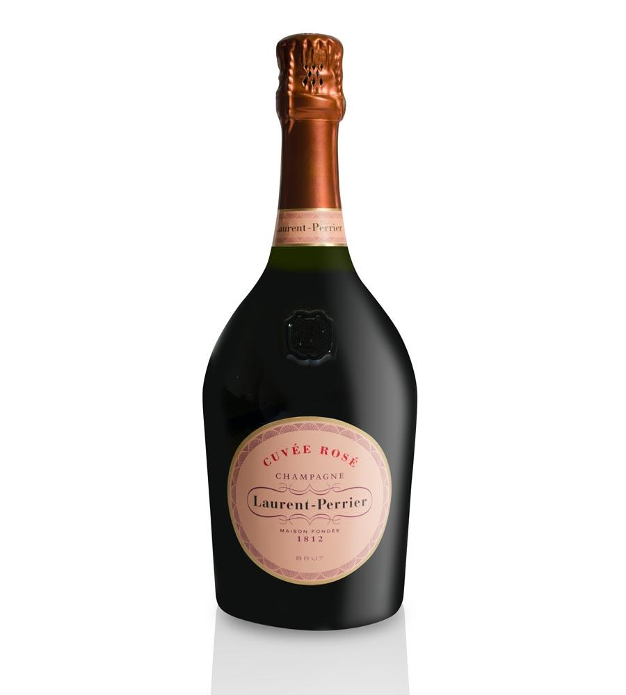 Champanhe Laurent-Perrier Cuvée Rosé, 75cl França
