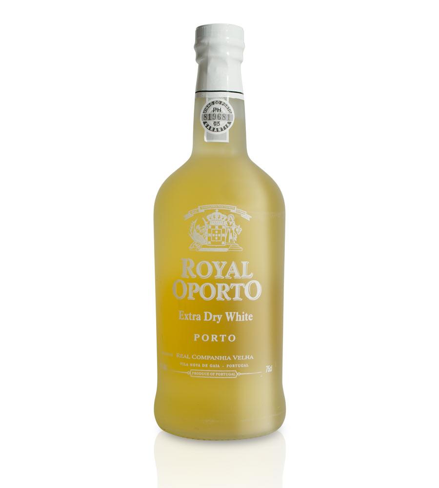 Vinho do Porto Royal Oporto Extra Dry, 75cl Douro