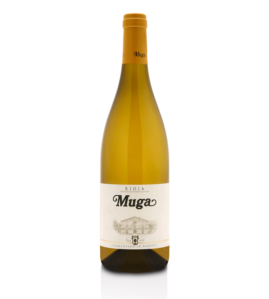 Vinho Branco Muga Branco Bodegas Muga 2018, 75cl Rioja