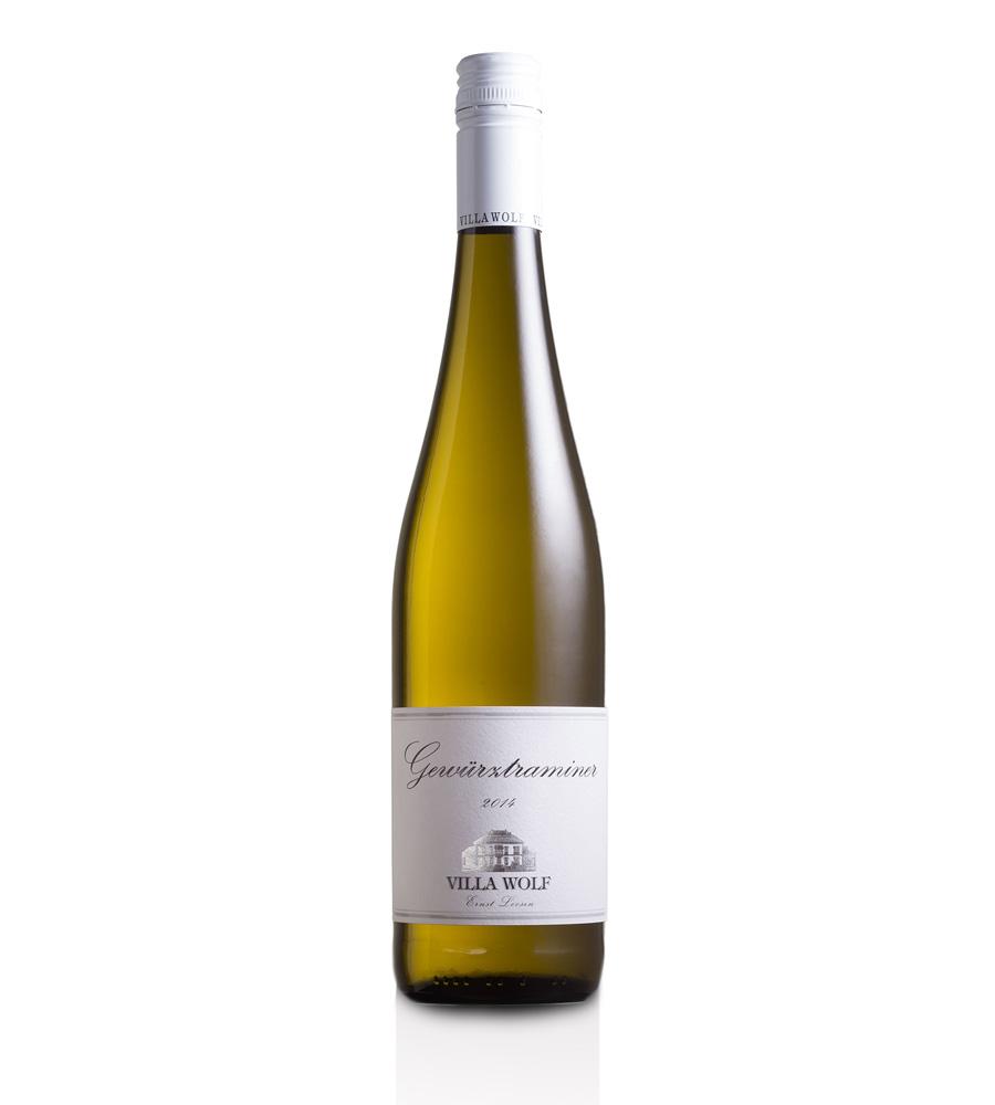 Vinho Branco Villa Wolf Gewürztraminer 2017, 75cl Pfalz