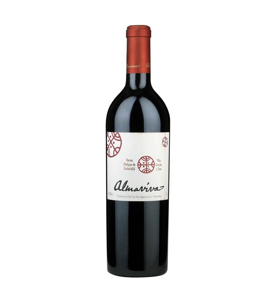 Vinho Tinto Almaviva 2012, 75cl Chile